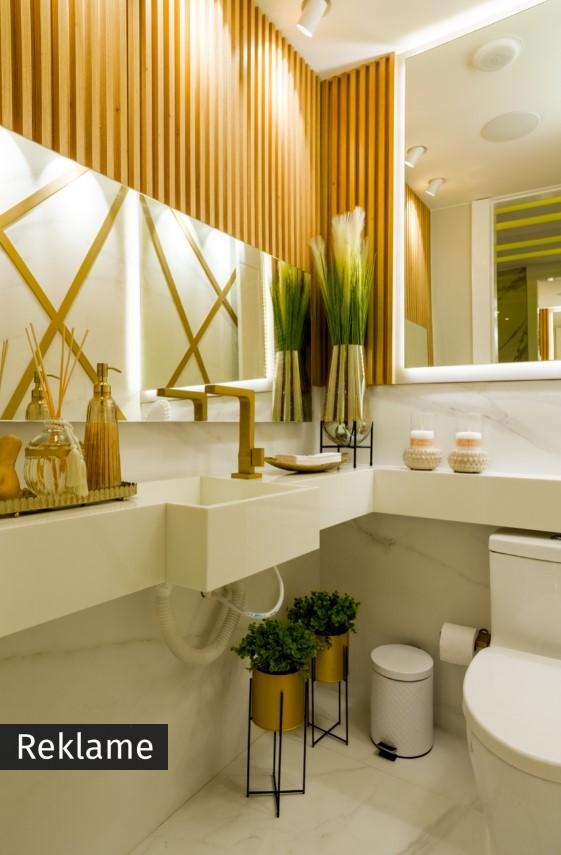 3 sjove og finurlige tilføjelser til badeværelset